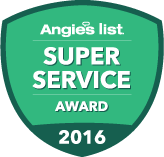 Jim's Auto Clinic Earns Esteemed 2016 Angie's List Super Service Award