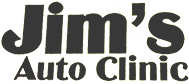 Jim's Auto Clinic logo